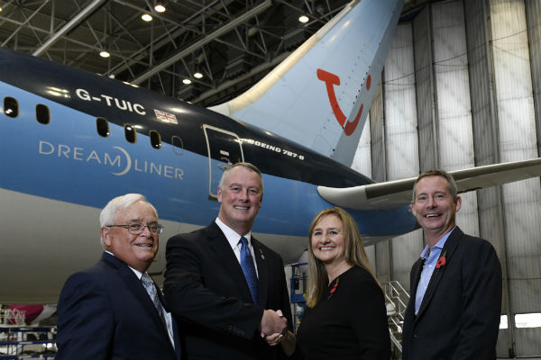 Tui shifts Orlando flights to new gateway
