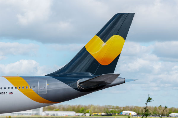 'Deadline set for interest in Thomas Cook Airlines'