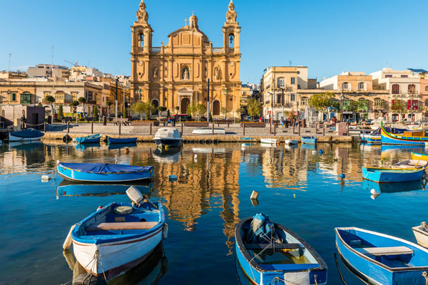 UK tourists to Malta on the rise