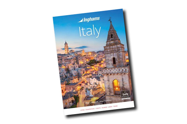Inghams opts for Italy magazine instead of brochure