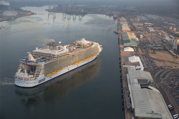 Updated: Search for overboard British Royal Caribbean crew member called off