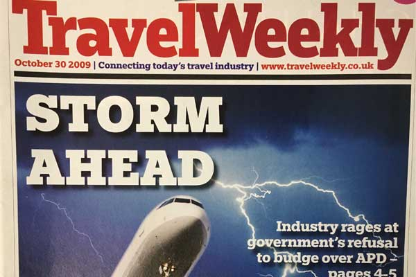 This week in: Featuring Travel Republic, Concorde and Warner Holidays