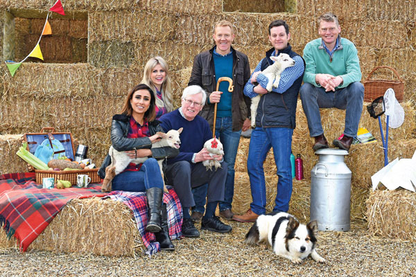 Shearings package features Countryfile Live in Yorkshire