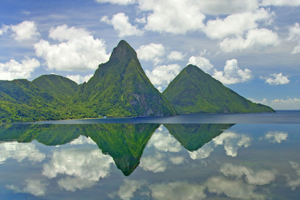 Brighten up your winter and soak up the sun in Saint Lucia