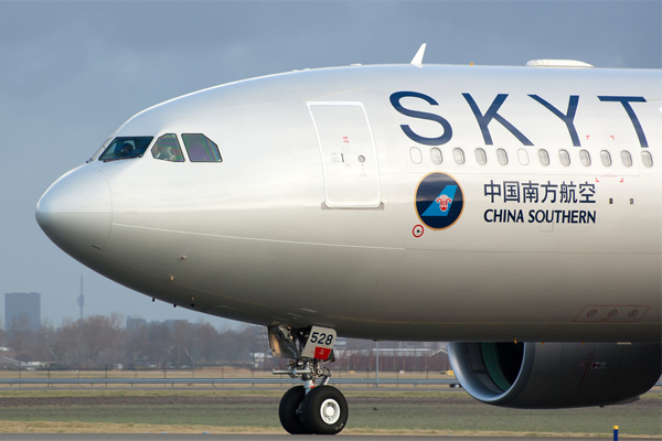 China Southern Airlines sees profits rise to record high