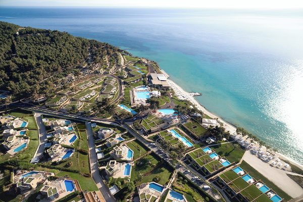 Sani and Ikos Resorts open sales office in UK trade push