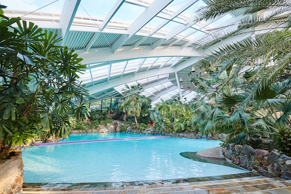 Center Parcs reopens four resorts after move to regional tiers
