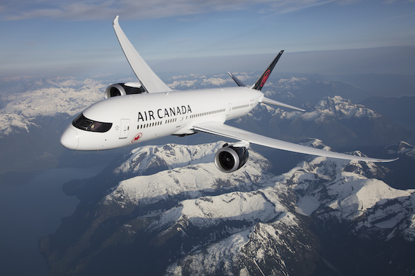 Covid travel restrictions trigger Air Canada capacity cut