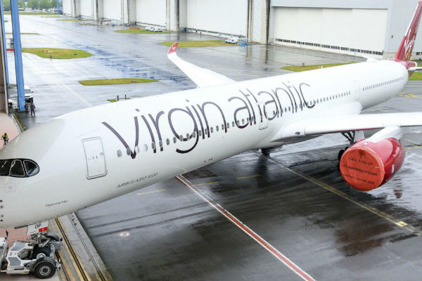 Virgin Atlantic calls for more slots at expanded Heathrow
