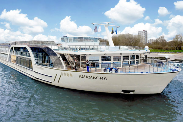 Cruise ship review: AmaMagna, AmaWaterways