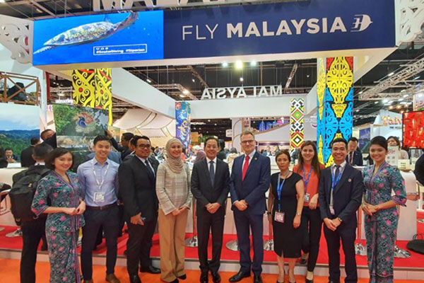 WTM 2019: Malaysia Airlines to boost number of agents hosted on fam trips