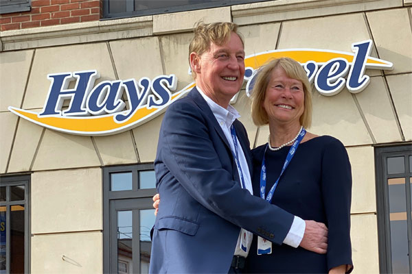 Q&A: John and Irene Hays on Thomas Cook shops deal