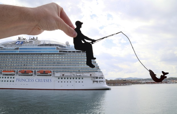 Princess Cruises teams up with Instagram star Paperboyo