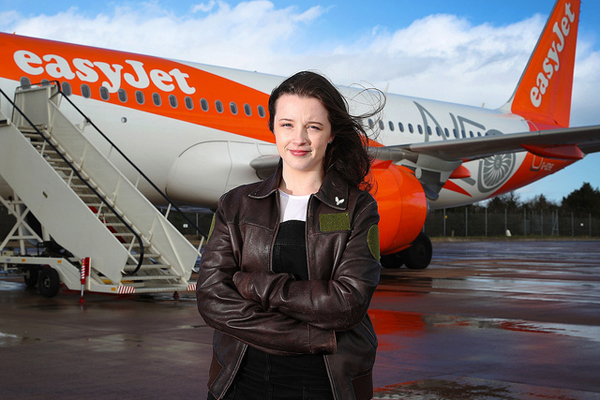 EasyJet to mentor UK's youngest pilot