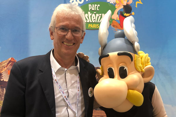 WTM 2019: Parc Asterix reveals new attractions