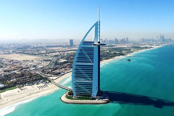 Dubai 'fastest growing summer sun destination'