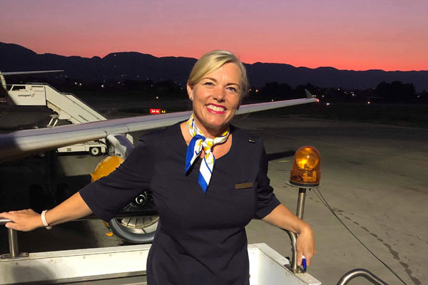 What it's like to lose the job you love – Thomas Cook Airlines crew manager Maria Gunning