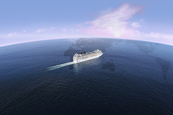 MSC puts 2023 world cruise on sale