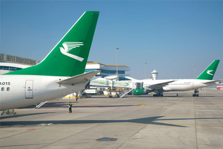 Turkmenistan Airlines restores UK flights