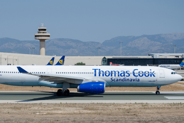 Thomas Cook Nordic arm takes off again
