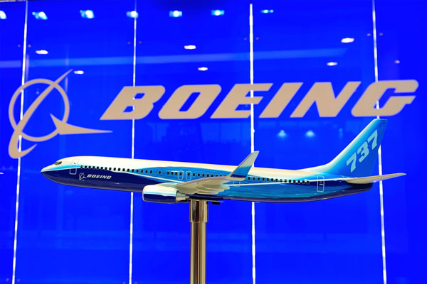 Boeing to release 737 Max 8 software update 'soon'