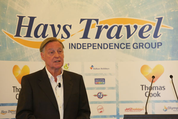 Hays Travel Independence Group cancels conference
