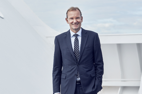 DFDS boss set to join Norwegian as chairman