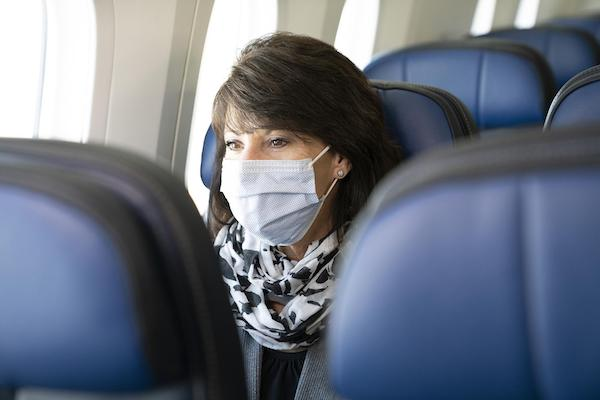 WTTC recommends all travellers wear face masks