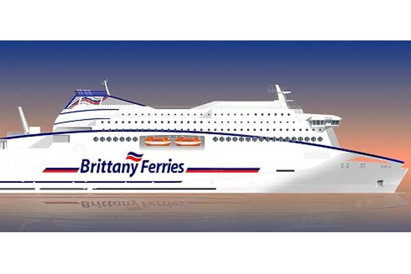 Brittany Ferries boosts fleet in post-Brexit 'vote of confidence'