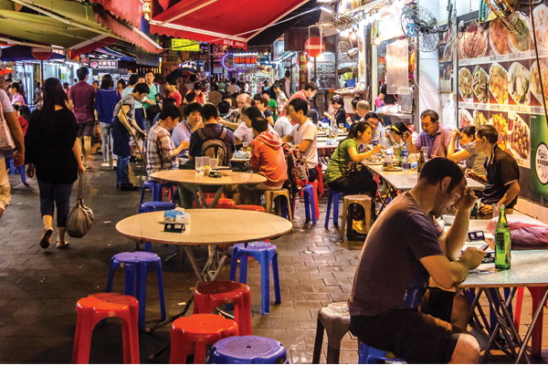 Hotspots to impress foodies in cities across Asia
