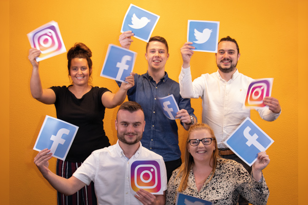 Hays expands social sales channel with 48 recruits