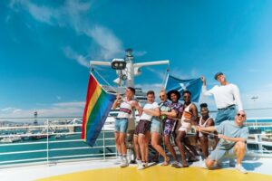 Celebrity Cruises launches Virtual Pride at Sea