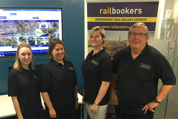 Railbookers UK on track with new marketing appointments
