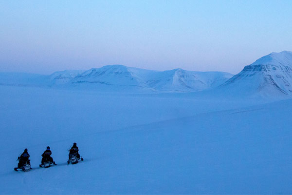 Arctic adventures in Svalbard