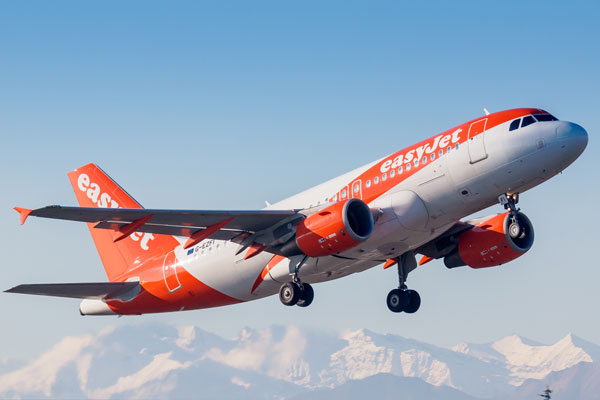 EasyJet expecting record Easter carryings