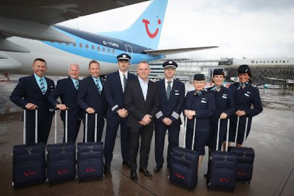 Tui Airways first in UK to operate new Boeing MAX