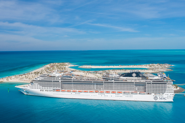MSC Cruises opens Ocean Cay private island after month-long delay