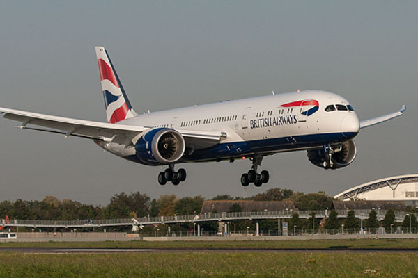 BA passenger 'suffers allergic reaction' to sesame seeds in in-flight snack