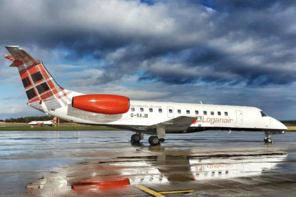 Jobs at risk as Loganair shuts Norwich base