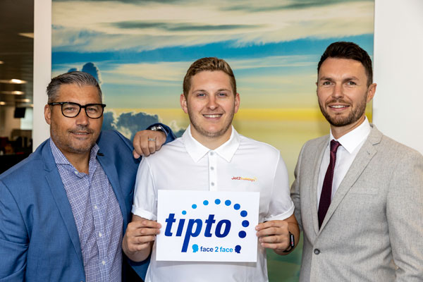 Jet2holidays to become Tipto member