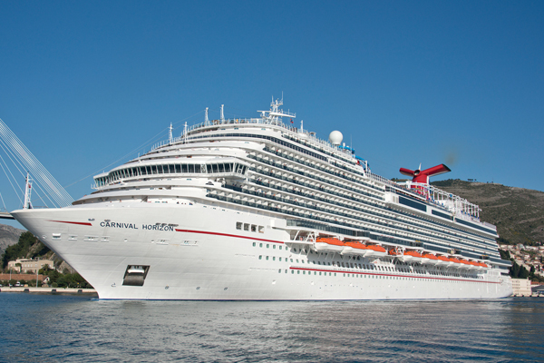 Carnival Cruise Line suspends US sailings to end of January