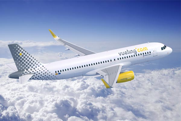 Vueling 'least punctual' airline from UK