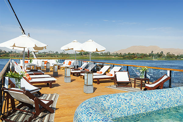 River cruise lines bolster Nile capacity