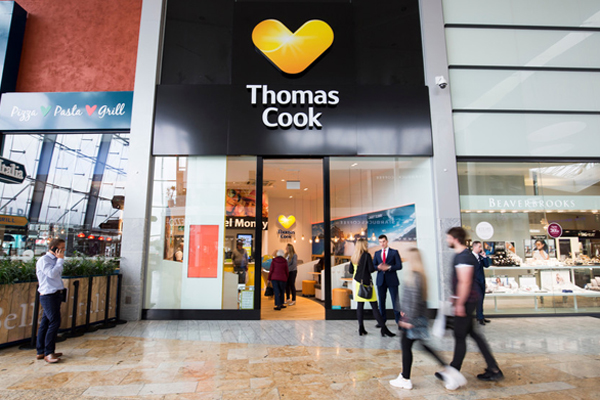 Thomas Cook's latest steps to secure deal 'positive'