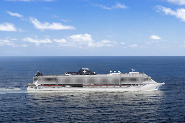 New MSC Cruises 'Safe Air' technology to reduce virus risk