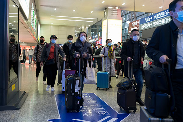 Coronavirus: 'Don't stigmatize travellers from China and Asia'