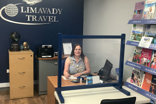 Your Stories: Limavady Travel reopens for appointments