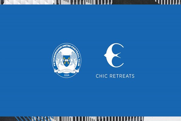 Chic Retreats signs 'Posh' football club sponsorship