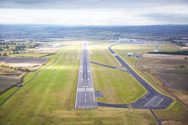 Newcastle airport sets ambitious net zero emissions target