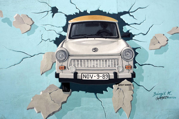 Five of the best street art tours